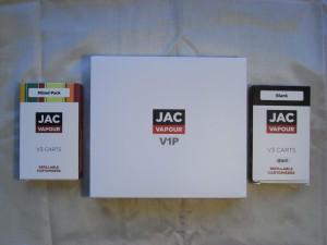 V1P PCC E-Zigarette von JacVapour
