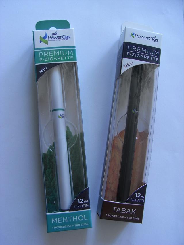 Lynden Einweg E-Zigarette verpackt !