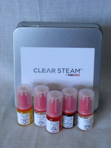 ClearSteam Liquids